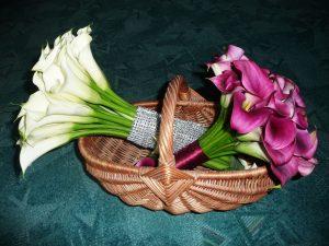 Bukiety ślubne z candadeskie by Monika florystyczna pasja