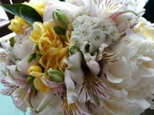 kwiaty na sesje poślubną by Monika florystyczna pasja