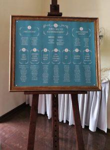 dekoracje na wesele