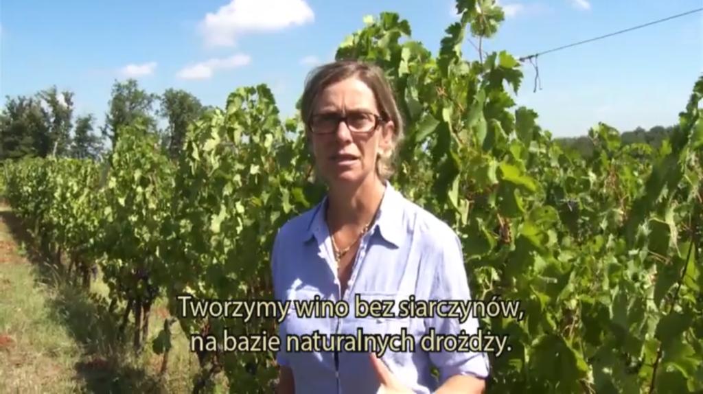 Upór natury - film o winie - winnica w Emilii Włochy