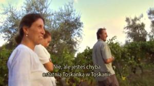 Upór natury - winnica w Toskanii - film o winie